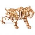 """""""Саблезубый тигр"""" 3D пазл деревянный"""