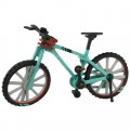 """3D пазл """"Велосипед"""" деревянный (конструктор-раскраска в комплекте с красками)"""
