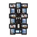 """Часы с фото """"Иллюзия"""" (настенные часы-фоторамка)"""