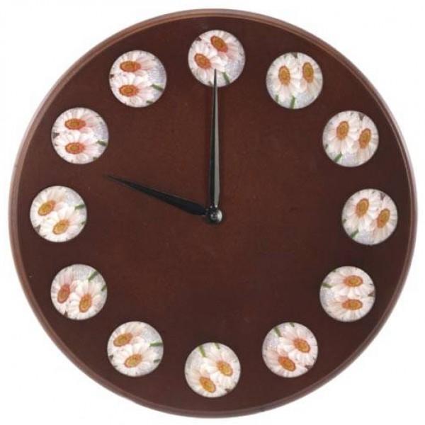 """Часы с фото """"Избранное"""" (настенные часы с фоторамками) - 1"""