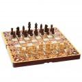 """Набор 3 в 1 """"Мир игр"""" 40 см (нарды, шахматы, шашки)"""
