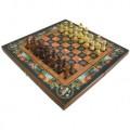 """Набор 3 в 1 """"Иллюзия"""" 50 см (нарды, шахматы, шашки)"""