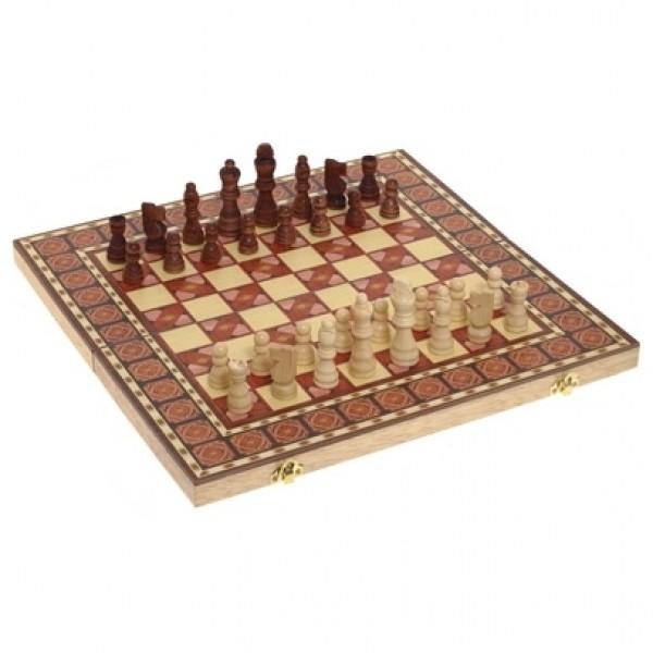 "Набор 3 в 1 ""Турнир"" (нарды, шахматы, шашки) от 1 700 руб"