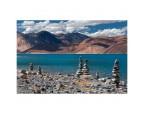 """40*50 см """"Тибет"""" картина-раскраска по номерам на холсте"""