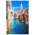 """40*50 см """"В Венеции"""" картина-раскраска по номерам на холсте"""
