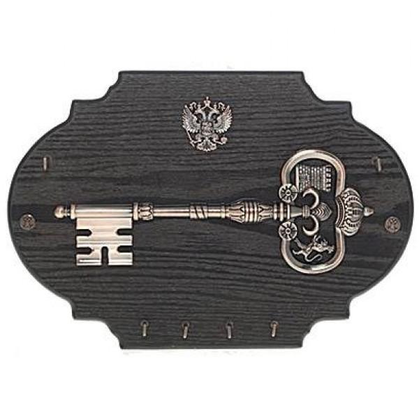"Ключница ""Ключ от дома"" настенная открытая - 1"