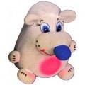 """ЭкоЖивчик """"Белый мишка"""" (травянчик в подарочной коробке)"""
