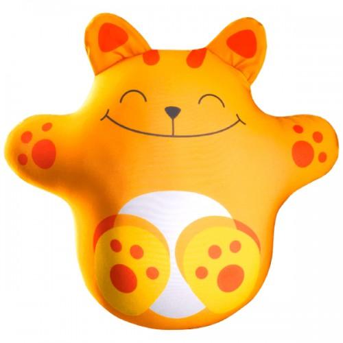 Подушка игрушка антистресс кот