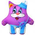 """Игрушка """"Морячок"""" фиолетовый (подушка антистресс)"""