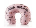 """Подушка под шею """"Утро"""" антистресс (дорожная подушка-подголовник для путешествий)"""