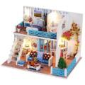 """""""Дом Хелен"""" румбокс (конструктор-набор для создания кукольного интерьера в миниатюре)"""