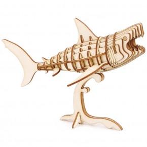 "3D пазл ""Акула"""