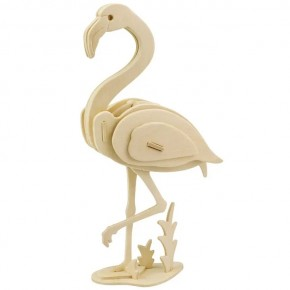 "3D пазл ""Фламинго"""