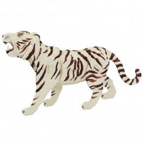 "3D пазл ""Тигр"" (деревянный конструктор-раскраска)"