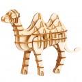 "3D пазл ""Верблюд"" деревянный"