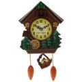 """Детские часы """"В лесу"""" настенные с маятником и кукушкой"""