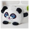 """Копилка """"Панда"""" игрушка мягкая со звуком и подсветкой"""