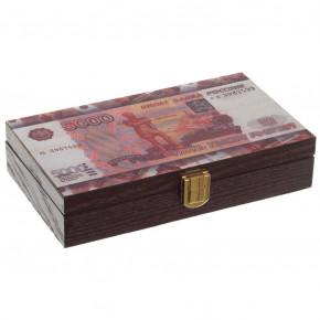 """Купюрница """"5000 рублей"""" (шкатулка для денег)"""