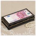 "Купюрница ""500 евро"" (шкатулка для денег)"