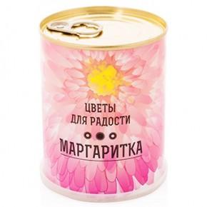 """Набор для выращивания """"Маргаритка"""" (цветок в банке)"""