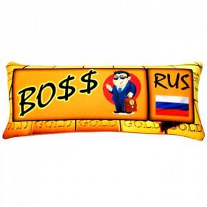 "Автоподушка ""Boss"" - автомобильная подушка антистресс"