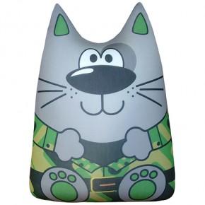 """Подушка-игрушка антистресс """"Кот в форме"""""""