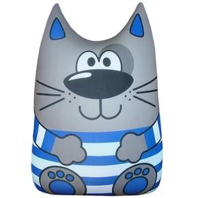 """Подушка-игрушка антистресс """"Кот в тельняшке"""""""