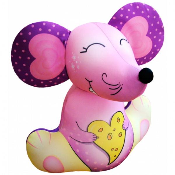 """""""Крыска Роза"""" игрушка антистресс от 700 руб"""