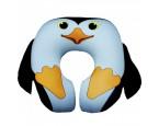 """Подушка под шею """"Пингвин"""" антистресс (дорожная подушка-подголовник для путешествий)"""
