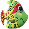 """Игрушка """"Рыбка"""" зеленая (подушка антистресс)"""