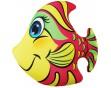 """Подушка-игрушка антистресс """"Рыбка"""" розовая"""