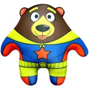 """Подушка-игрушка антистресс """"Супер мишка"""""""