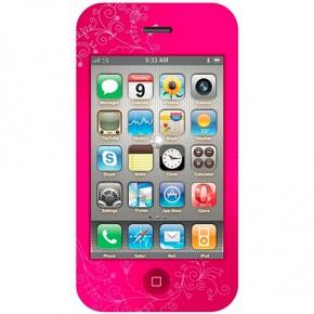 "Подушка антистресс ""Телефон"" розовый"