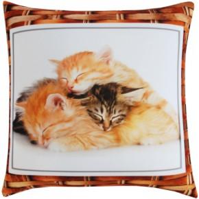 """Подушка антистресс """"Три котёнка"""""""