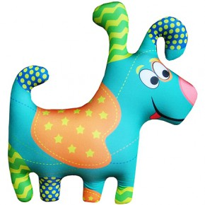 "Подушка-игрушка антистресс ""Весёлый щенок"""