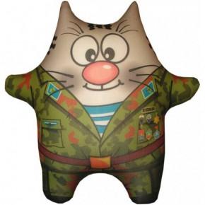 """Подушка-игрушка антистресс """"Военный"""""""