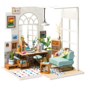 """Румбокс """"Кабинет"""" (набор для создания интерьера в миниатюре)"""