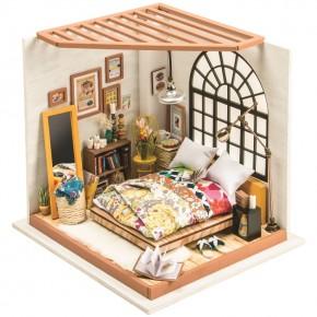 """Румбокс """"Спальня Элис"""" (набор для создания интерьера в миниатюре)"""