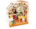 """Румбокс """"Кухня"""" (конструктор-набор для создания кукольного интерьера в миниатюре)"""