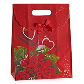 """Подарочный пакет """"Два сердца"""""""