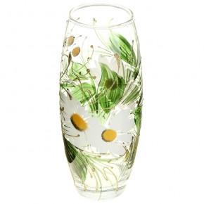 """Стеклянная ваза """"Доброе утро"""" 26 см"""