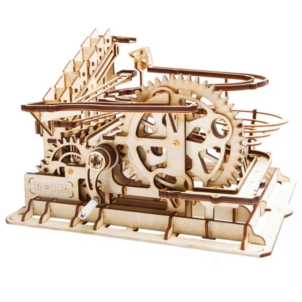 """Конструктор """"Лабиринт"""" деревянный с ручным приводом от 2 600 руб"""