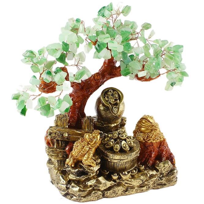 Бонсай (дерево счастья из натуральных камней), 28 см от 1 750 руб