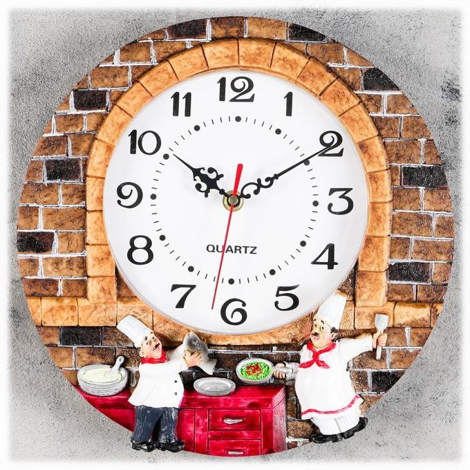 """Настенные часы """"Кухонный дуэт"""" от 1 600 руб"""