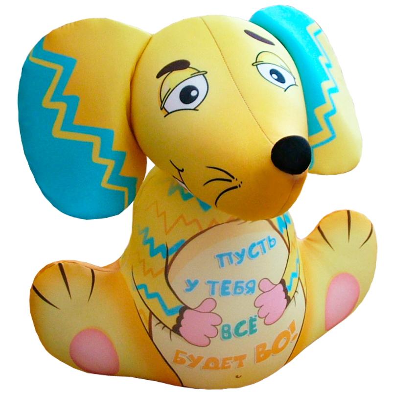 """Крыска Ушастик"" игрушка антистресс от 700 руб"