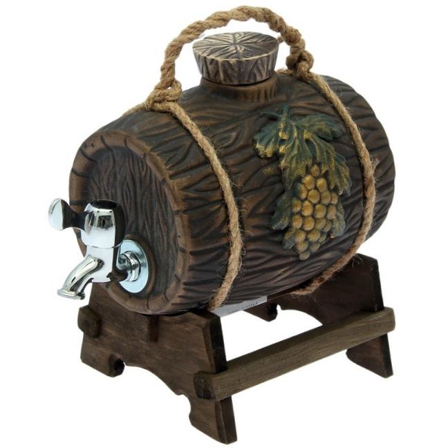 """Бочонок винный """"Дегустатор"""", 2,5 л от 2 200 руб"""
